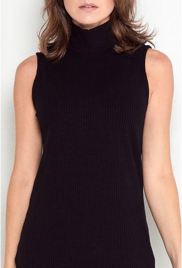 Vestido-canelado-preto-detalhes