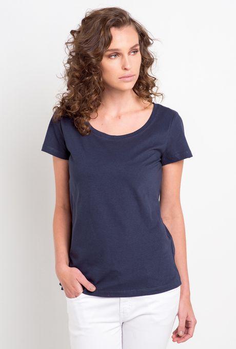 T-Shirt Básica Cairo Marinho