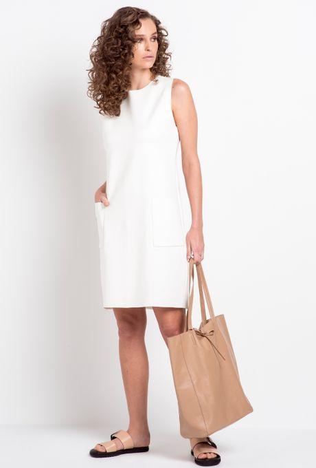 Vestido Salamanca Off White