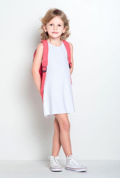 Vestido Guatemala Mini Branco