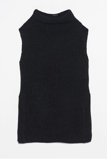 Colete-tricot-Imperia-preto-detalhes