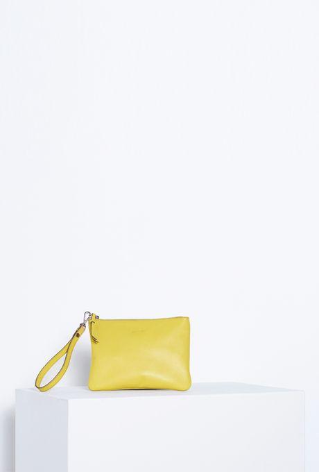 Carteira-amarela