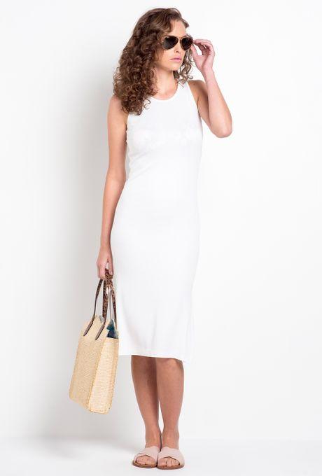 Vestido L'aquila Branco