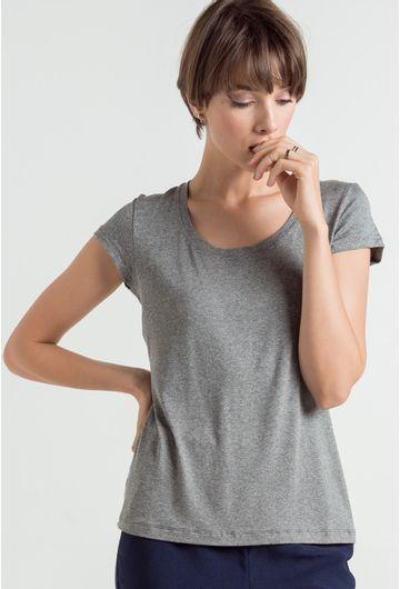 T-Shirt-New-York-cinza