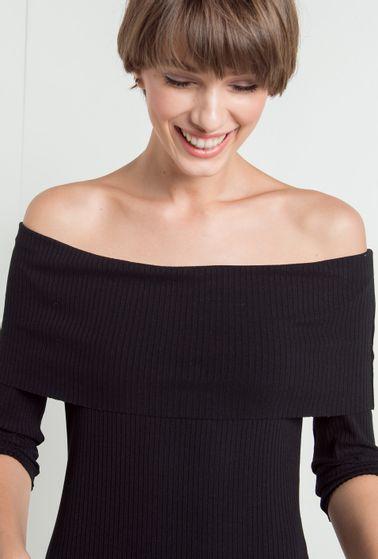 Vestido-ombro-a-ombro-rib-Zamora