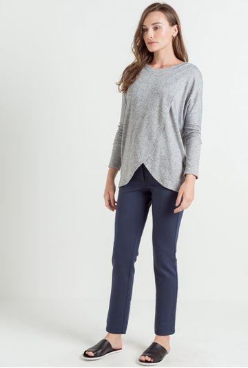 Blusa-ampla-recortes-Colmar-cinza