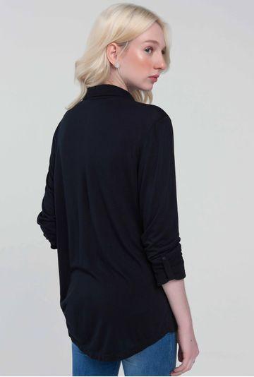 Camisa-Bonaire-preta-detalhes