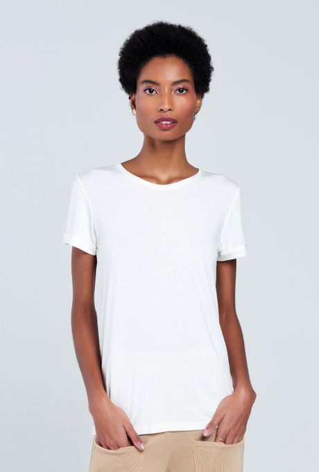 Tshirt Ponza Off White