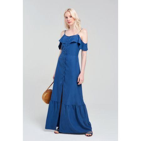 Vestido Varenna Azul