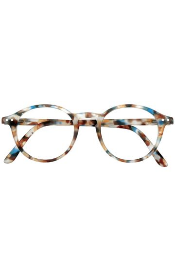 Oculos-Reading-D-Blue-Tortoise-Izipizi