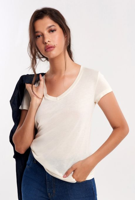 Tshirt Cusco Off White