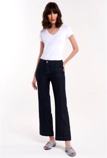 Pantacourt-Jeans