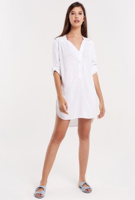 Camisa Tahiti Branca