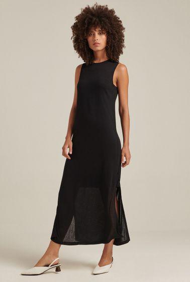 Vestido-Regata-Preto