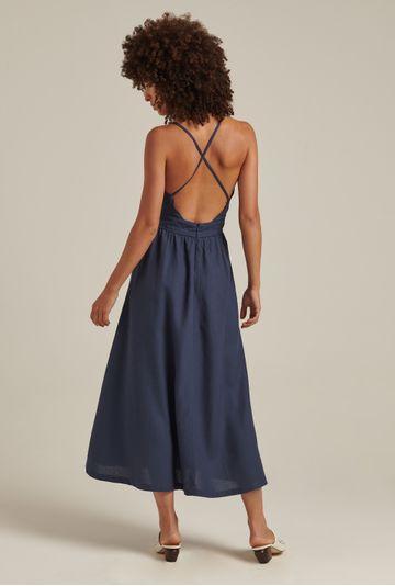 Vestido-Linho-Decote-Azul-3