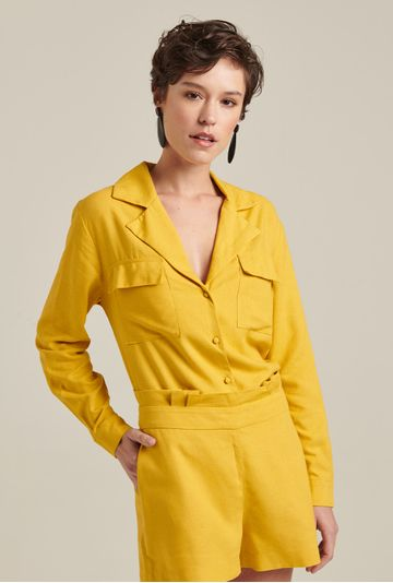 Camisa-Linho-Amarela-3