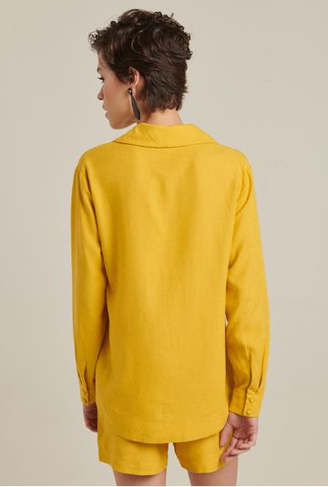 Camisa-Linho-Amarela-2