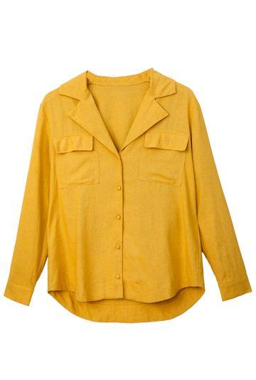 Camisa-Linho-Amarela-still