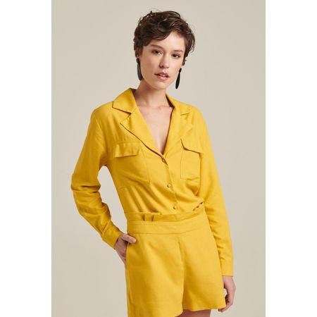 Camisa Pissouri Amarela