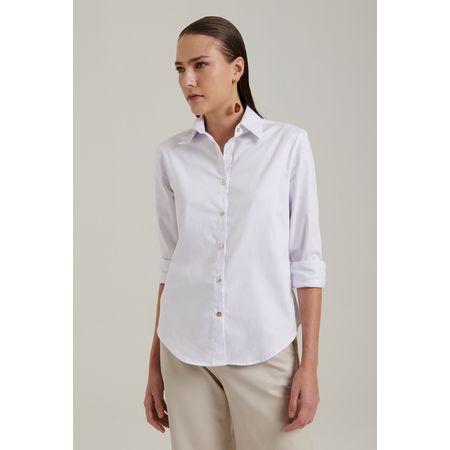 Camisa Alfaiataria Cortona Branca