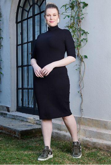 lookbook-vestido-Sacara-preto-midi-justo--mybasic