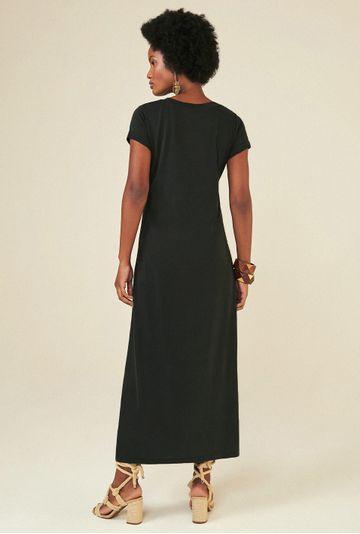 Vestido-Midi-Toulon-em-Modal-com-Fenda-Lateral-preto-costas
