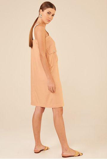 Vestido-Linho-Procida-Collab-Comas-Upcycling-Rose-Costas