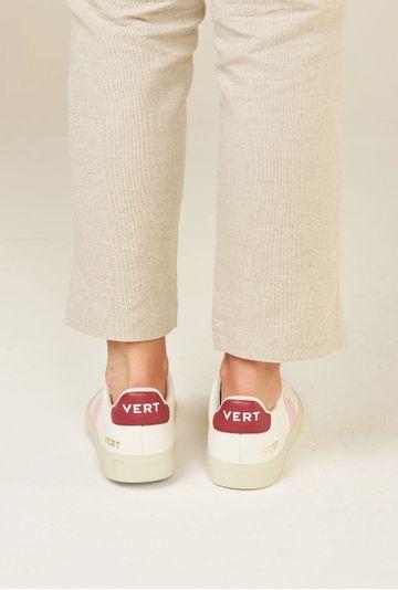Tenis-Campo-Chromefree-Extra-White-Guimauve-Marsala-Vert-Shoes-still