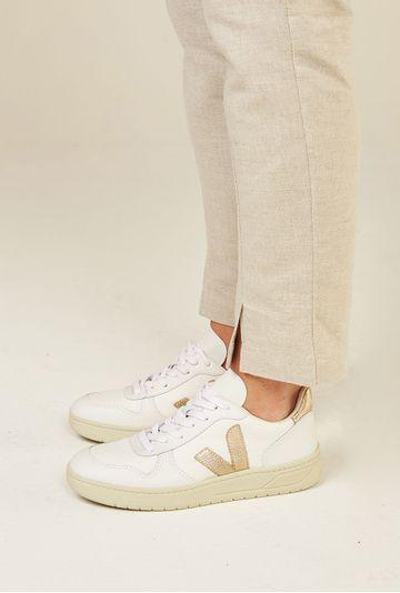 Tenis-V10-B-Mesh-White-Platine-Vert-Shoes-principal