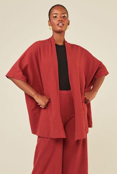 Kimono-Medio-Algodao-Certificado-Alicante-Terracota-principal