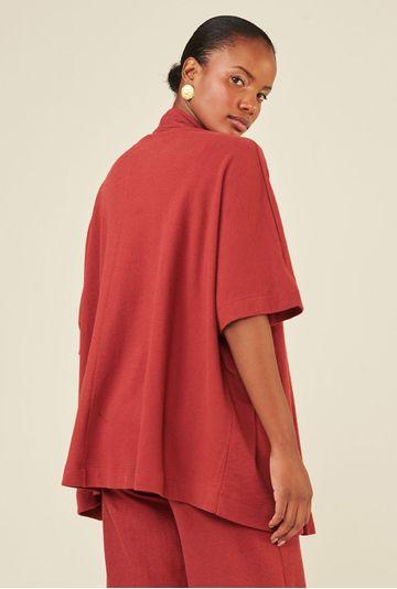 Kimono-Medio-Algodao-Certificado-Alicante-Terracota-costas