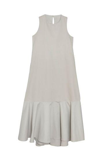 Vestido-Midi-em-Sarja-de-Algodao-Mirandela-Areia-stil