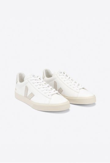 Tenis-Campo-Chromefree-Extra-White-Natural-Suede-Vert-Shoes-STILL