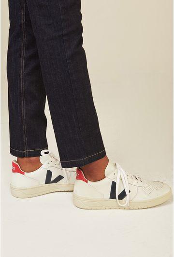 Tenis-V10-Couro-Extra-White-Nautico-Pekin-Vert-Shoes-Detalhe
