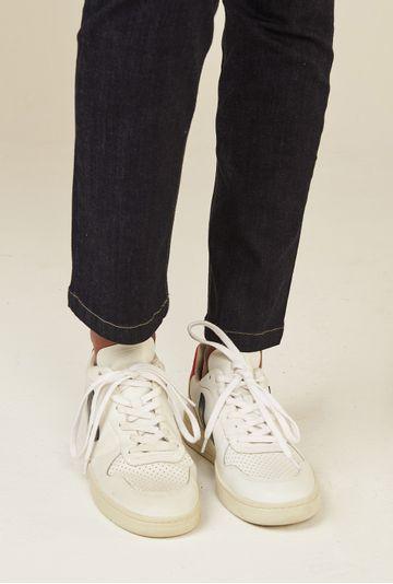 Tenis-V10-Couro-Extra-White-Nautico-Pekin-Vert-Shoes-Frontal