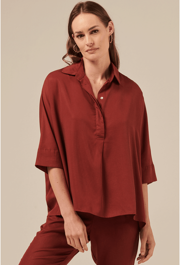 Camisa-Tenerife-Vinho-