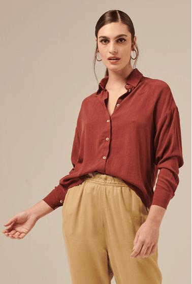 Camisa-Windsor-Vinho