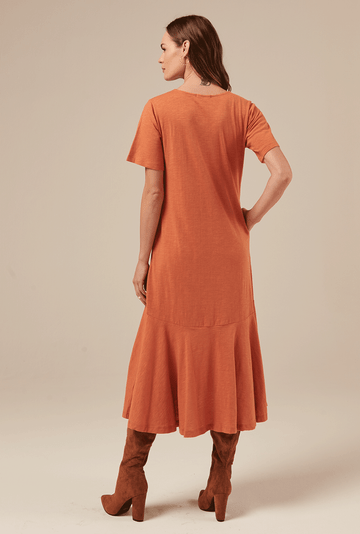 Vestido-Babado-Laranja-3