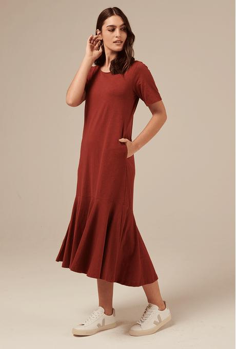 Vestido-Babado-Vinho1