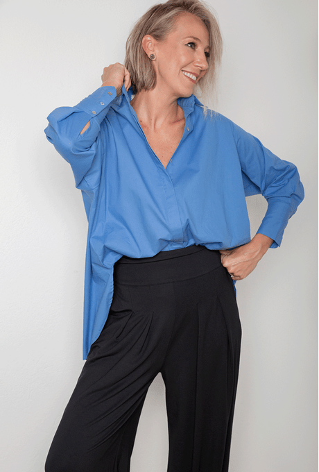 Camisa-Dinant-Tricoline-de-Algodao-Assimetrica-Azul-principal