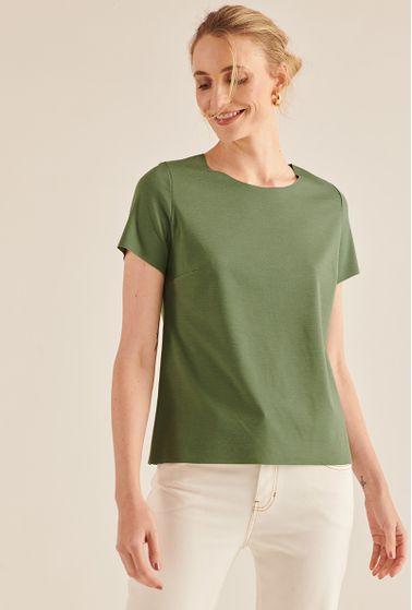 Blusa-La-Mona-em-Malha-Estruturada-de-Viscose-Salvia-principal