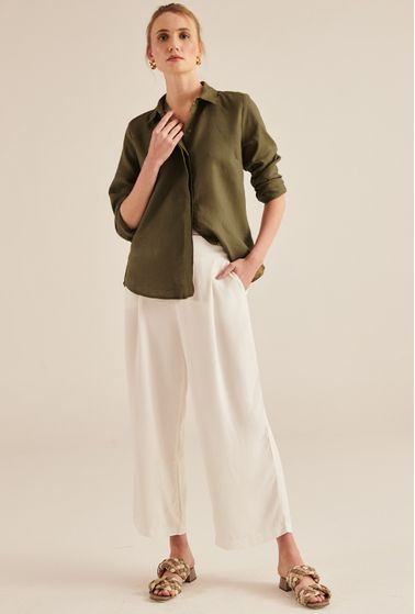 Camisa-Laponia-100--Linho-Verde-Militar-secundaria