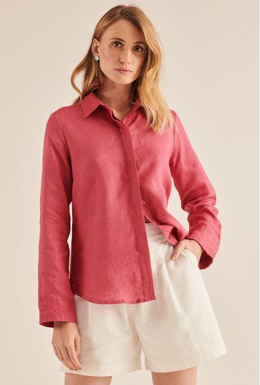 Camisa-Laponia-100--Linho-Pink-principal