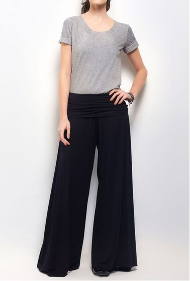 Calca-Pantalona-Indonesia-Preta