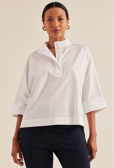 Camisa-Domuz-100--Algodao-Gola-Estruturada-Branca-principal