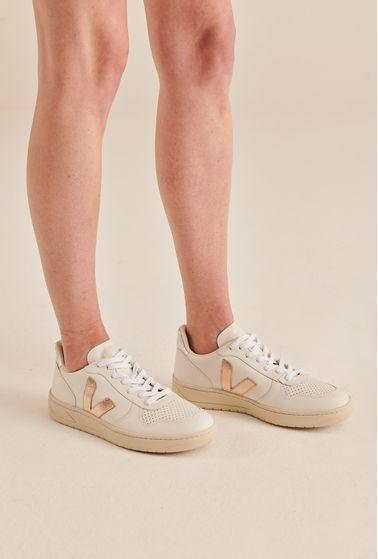 Tenis-V10-Couro-Extra-White-Platine-Silver-Vert-Shoes-principal