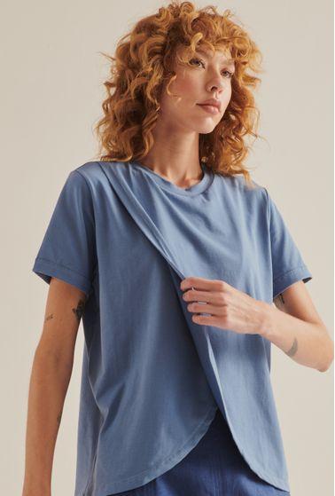 T-Shirt-Serik-em-Algodao-com-Abertura-Azul-abertura